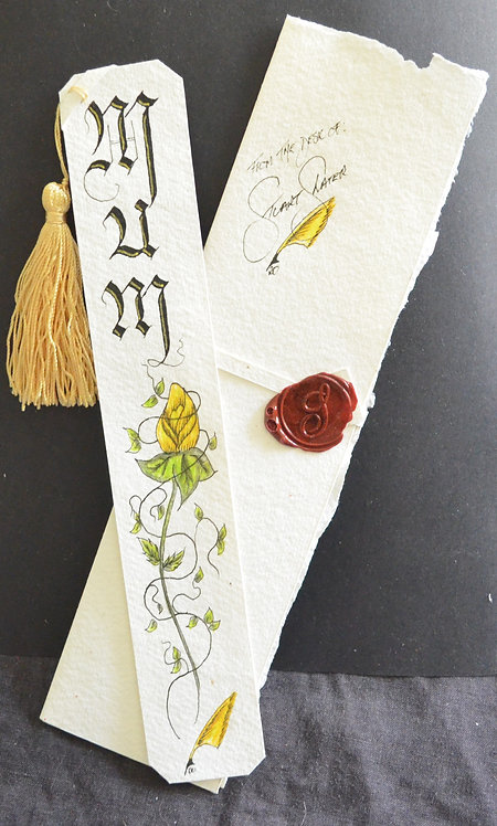 Mothers Day Bookmark d