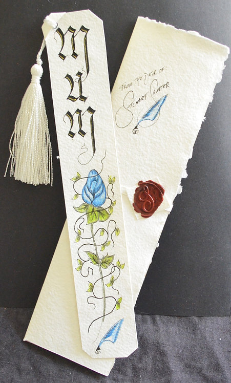 Mothers Day Bookmark c