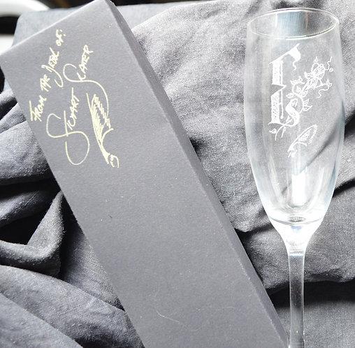 Champagne Flute E.