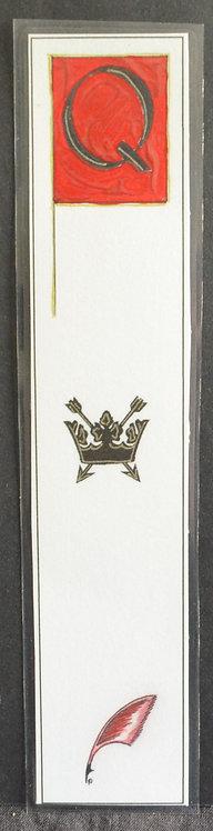 Uncial Q Crown