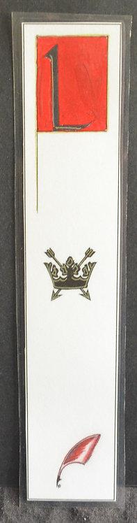 Uncial L Crown
