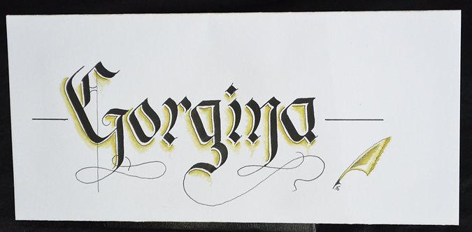 Gorgina
