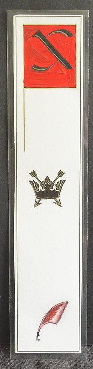 Uncial X Crown