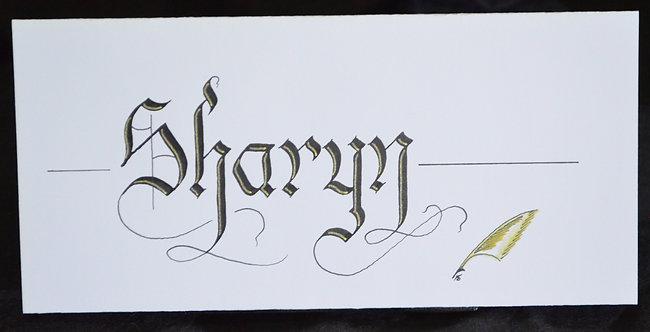 Sharyn