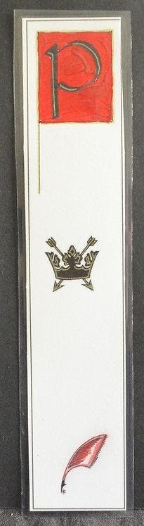 Uncial P Crown