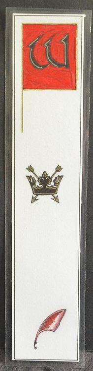 Uncial W Crown