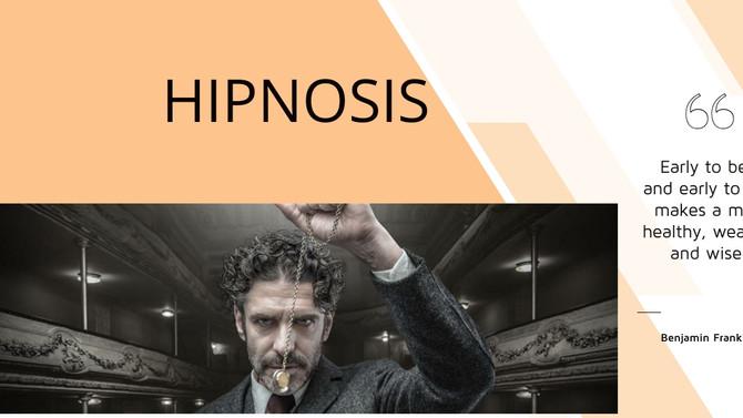 ¿Qué es la hipnosis?