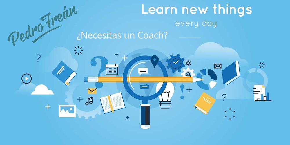 necesitas un coach