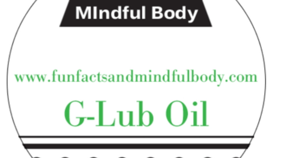 G-Lub Oil (natural lubricant oil)
