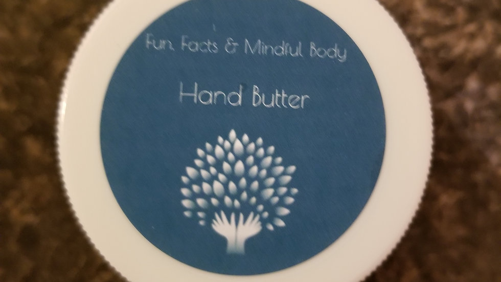 Hand Butter (lavender)