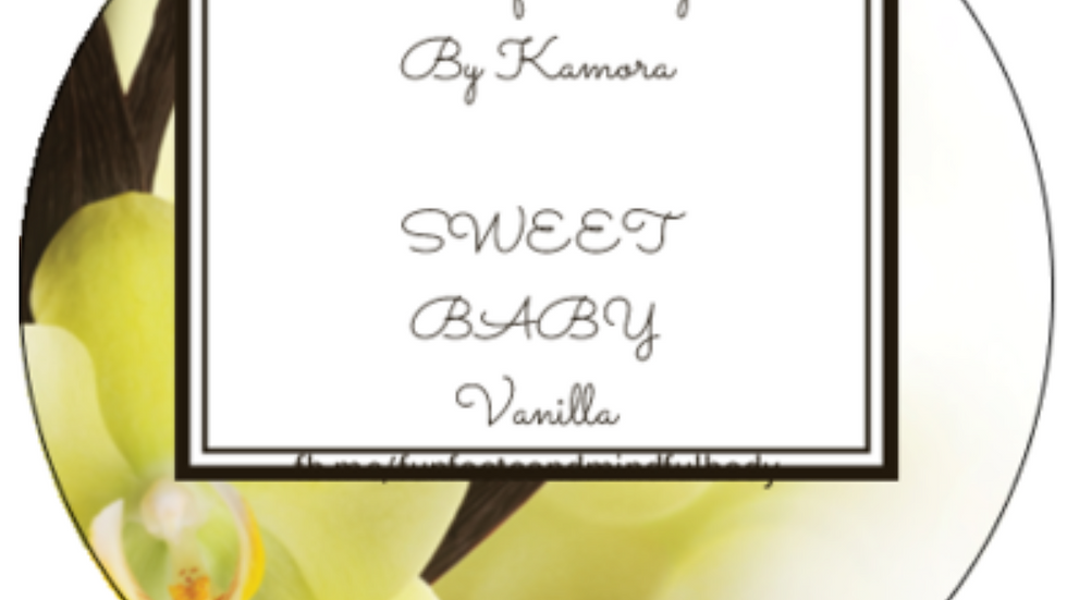 Sweet Baby Vanilla