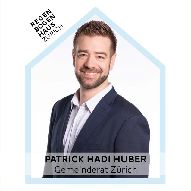 Patrick Hadi Huber
