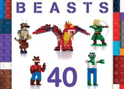 Brick Beasts Book