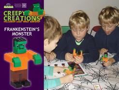 Halloween LEGO Brick Workshop in Reading UK
