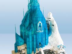 Disney's Frozen Ice Palace