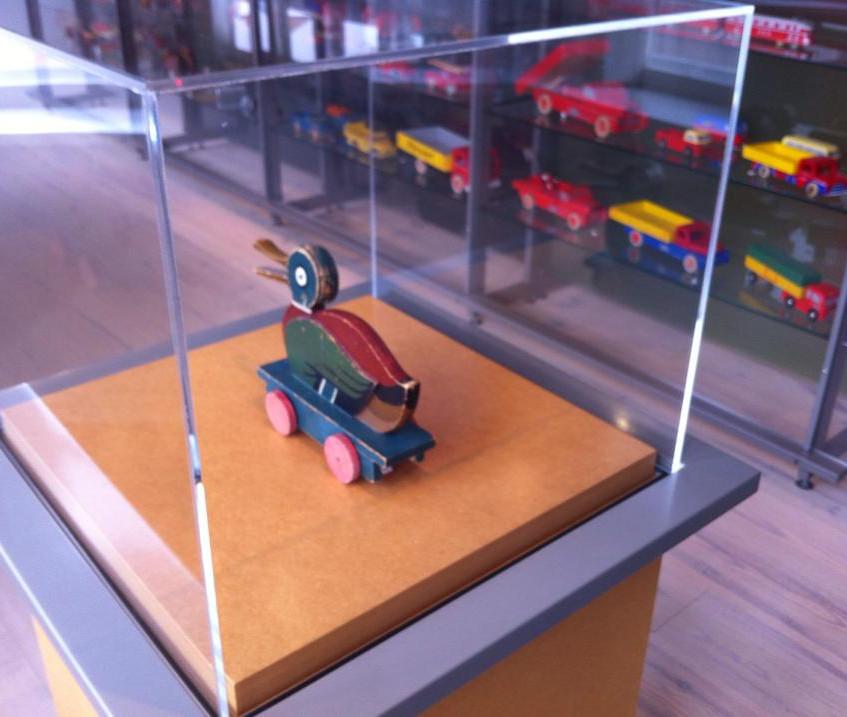 LEGO wood duck
