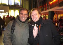 Meeting Vladamir Malahkov - Staatsballett Berlin
