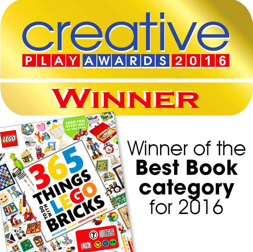 Creative Play Awards Winner