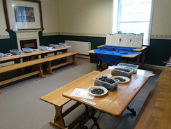 Workshop at Dover Castle