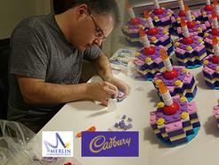 Cadbury Cupcakes for Merlin