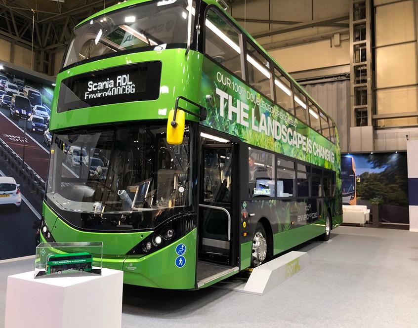Scania Large bus_01