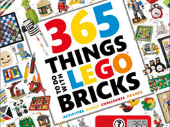 365 Things to do with LEGO bricks - official LEGO book