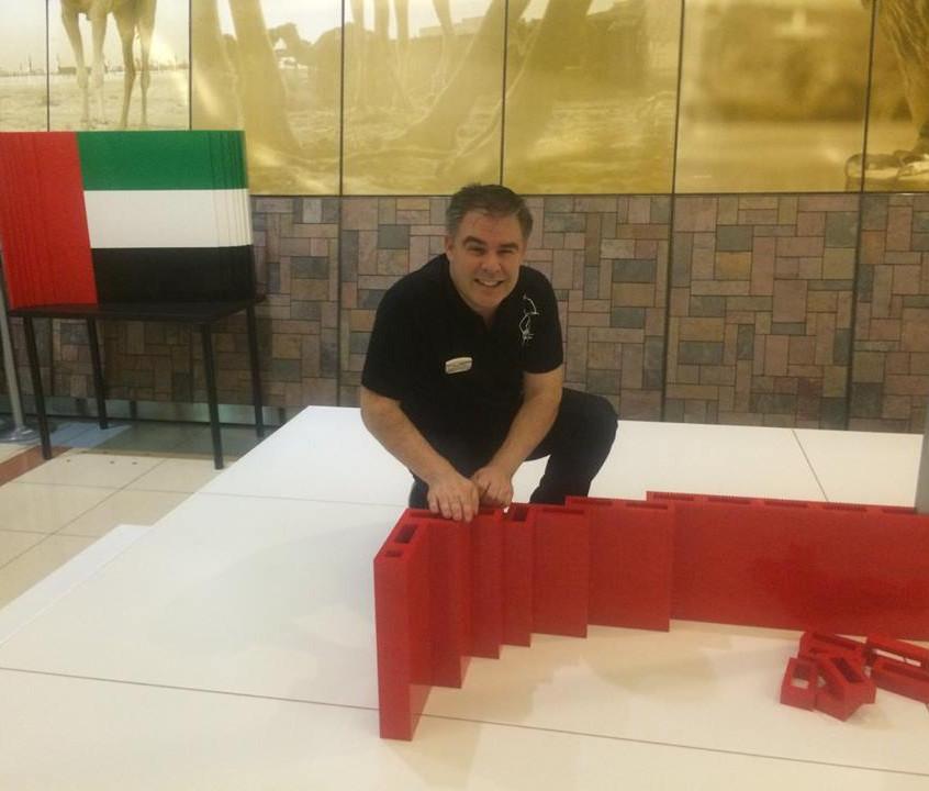 Largest Flag UAE