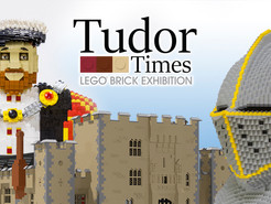 Tudor Times Brick Exhibition