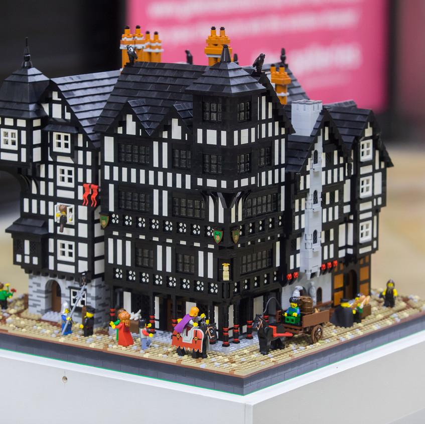 Tudor Street Scene