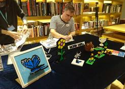 365 LEGO Book Meet and Greet at Kelly & Walsh - Hong Kong