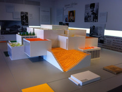 Visit to The LEGO House model in Billund Denmark