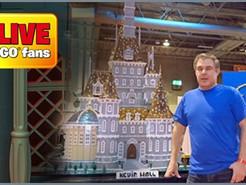 BRICK LIVE LEGO fan event, Birmingham 2016