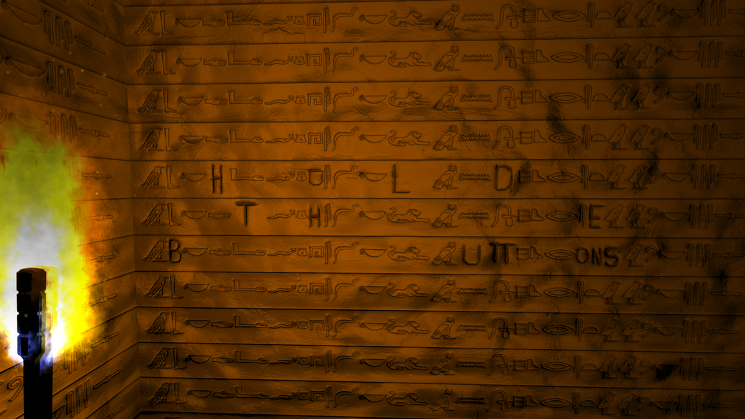The Writing's on the Wall