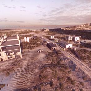 Bandar Sunset - 'Construction'
