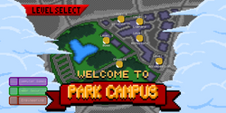 Super Campus Quest Map