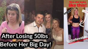 How has Dale's Client LOST 50lbs, and got in the Best Shape of her Life before her Big Day?