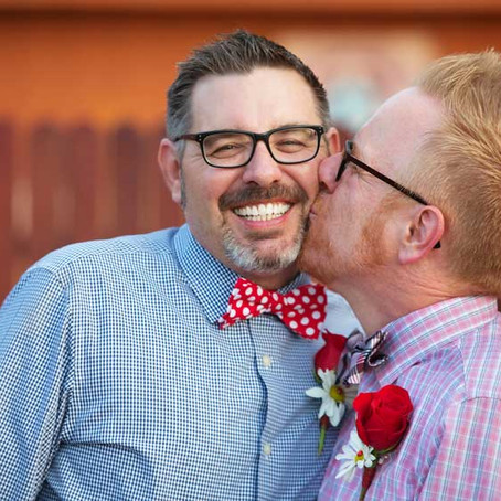 How is Planning a gay wedding different?