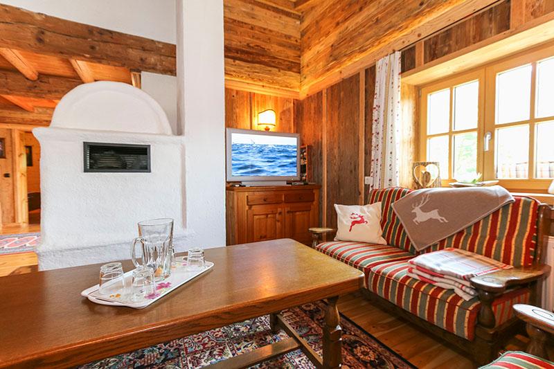 Holzknecht Hütte in Zell am See