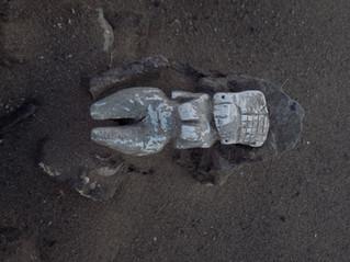 Continuan trabajos de rescate arqueológico de la antigua aldea Chak Pet