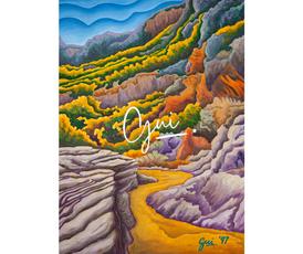 McKitrick Canyon