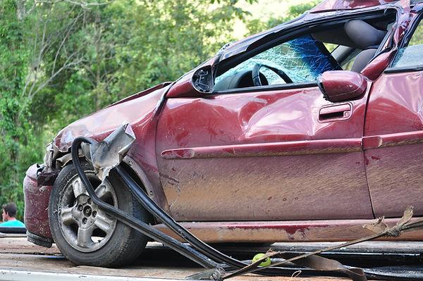 Whiplash, car accident
