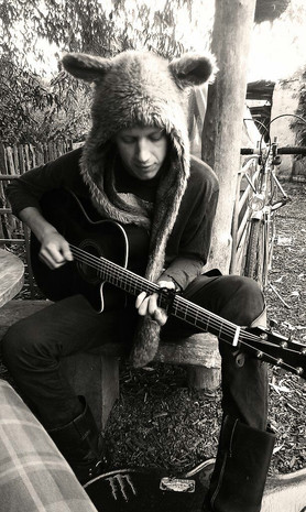 Some acoustic sounds in the woods