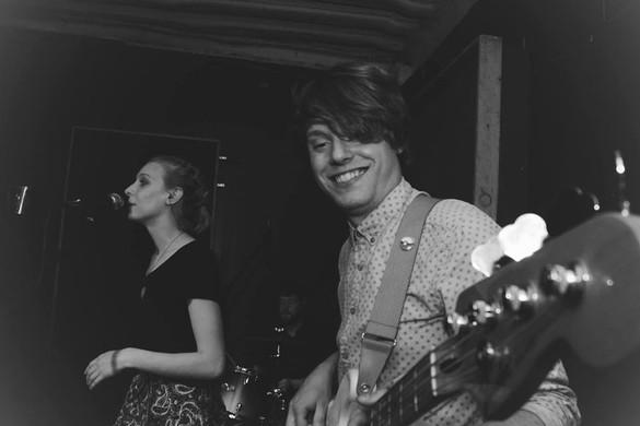 """""""Pirates & Thieves"""" EP launch ast Mr Wolfs in Bristol"""