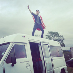 Andy - King of Pamela the Band Van (may she Rust In Peace)