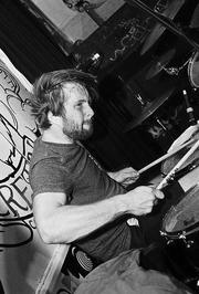 Tom Cornwall onstage