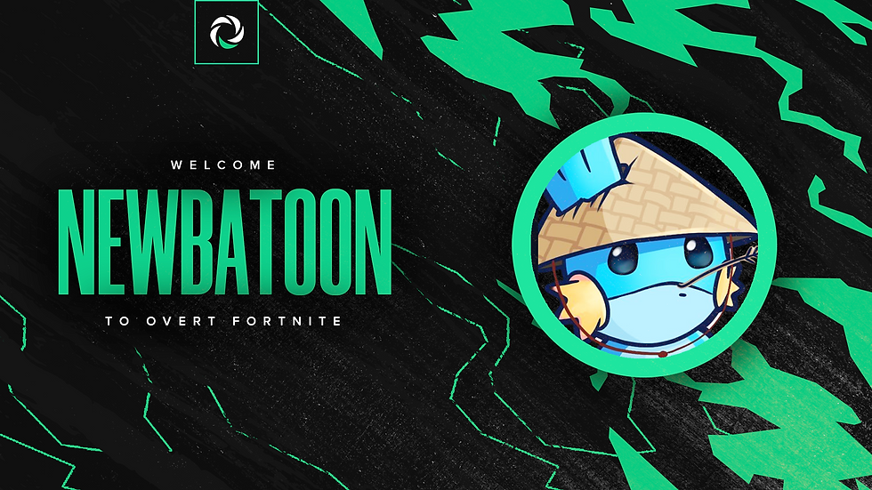 newbatoon joins overt fortnite