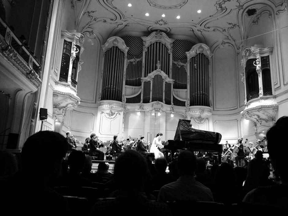 Liu Yang River Streichorchester Arrangieren