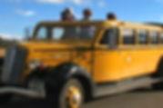 Yellowstone Tour Bus