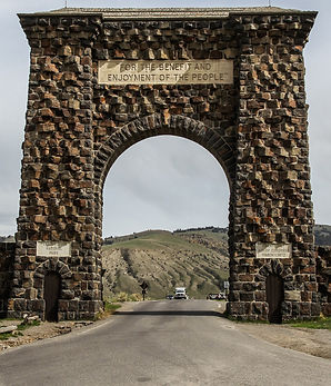Yellowstone National Park Gateway