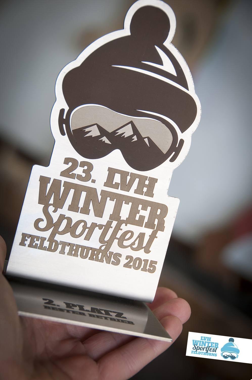 LVH Wintersporttag - Siegertrophäen